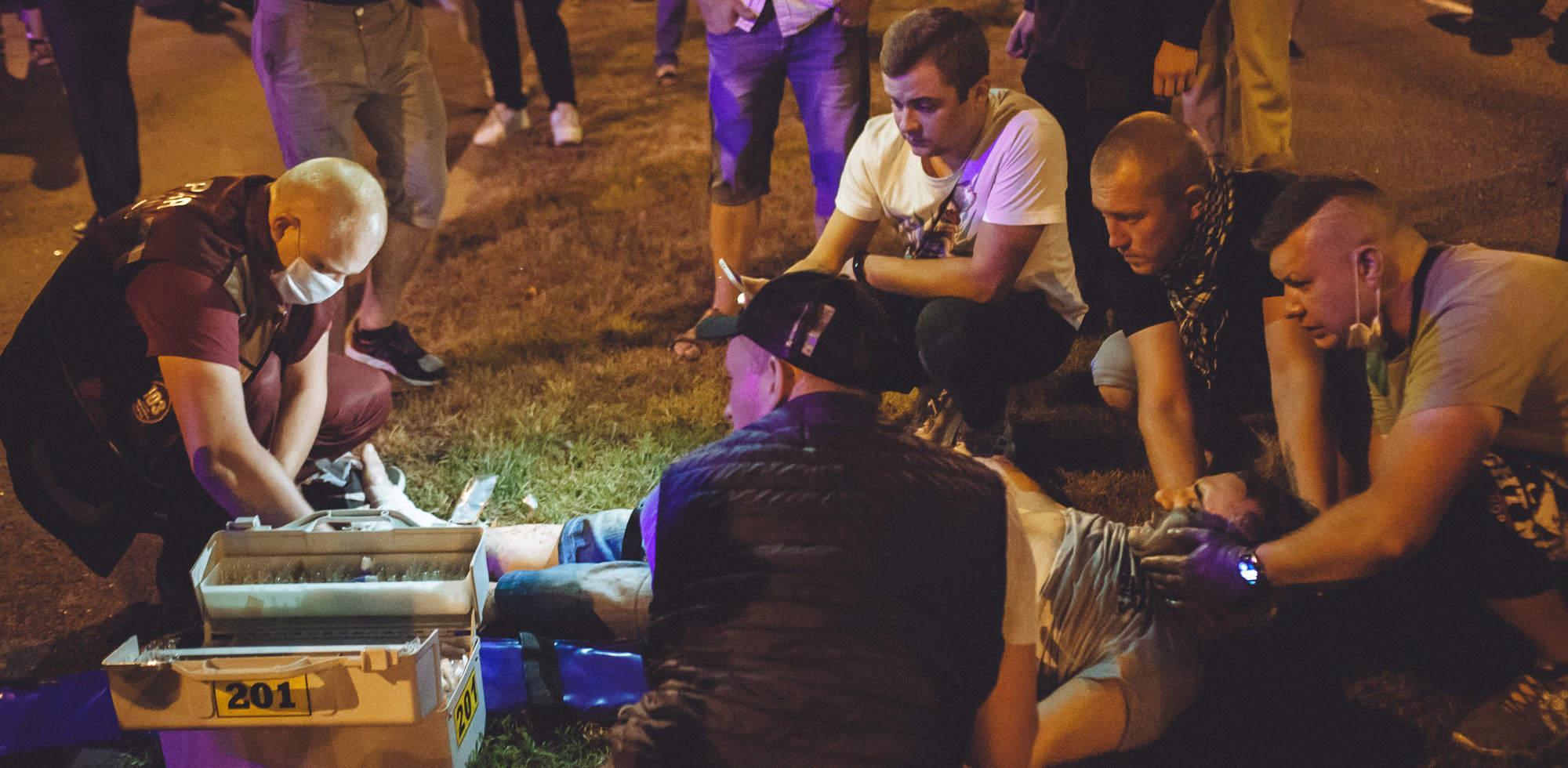 🇧🇾 Медпомощь и реабилитация для пострадавших во время мирных демонстраций