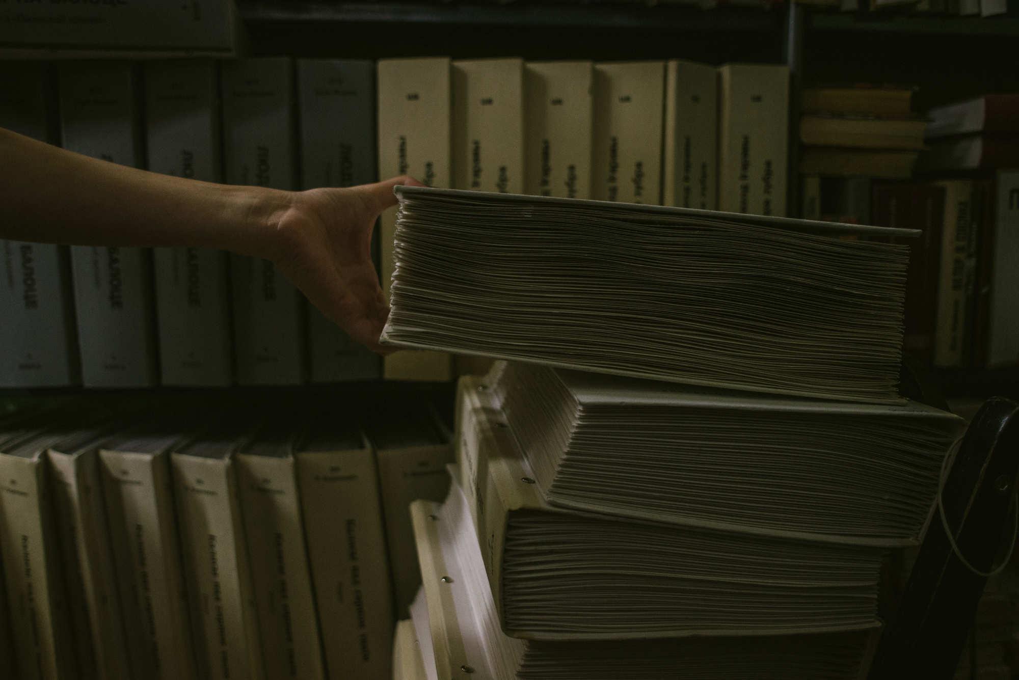Декодер. Как читают слепые и слабовидящие? | Фотожурнал | Republic | 1335x2000